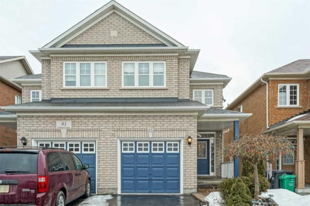 93 Nathaniel Cres, Brampton, ON L6Y 5M4 (#W4383539) :: Jacky Man | Remax Ultimate Realty Inc.