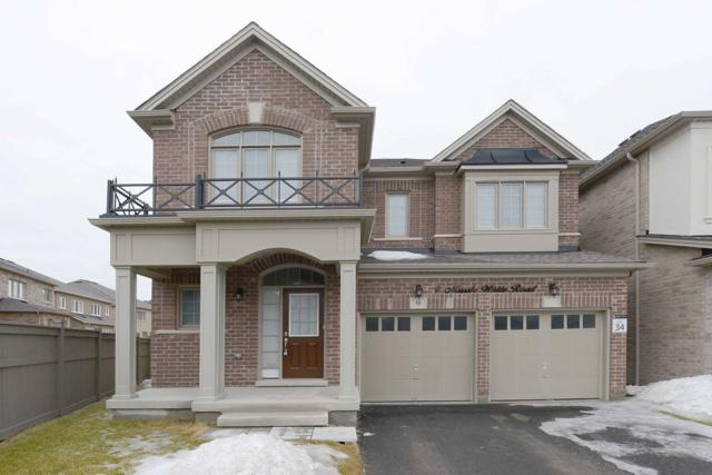 9 Mussle White Rd, Brampton, ON L6Y 6C3 (#W4384312) :: Jacky Man | Remax Ultimate Realty Inc.