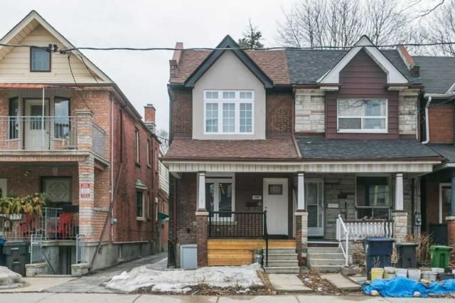 1061 Dovercourt Rd, Toronto, ON M6H 2X7 (#W4385028) :: Jacky Man | Remax Ultimate Realty Inc.