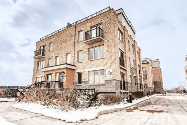 6 Foundry Ave #156, Toronto, ON M6H 0A4 (#W4385067) :: Jacky Man | Remax Ultimate Realty Inc.