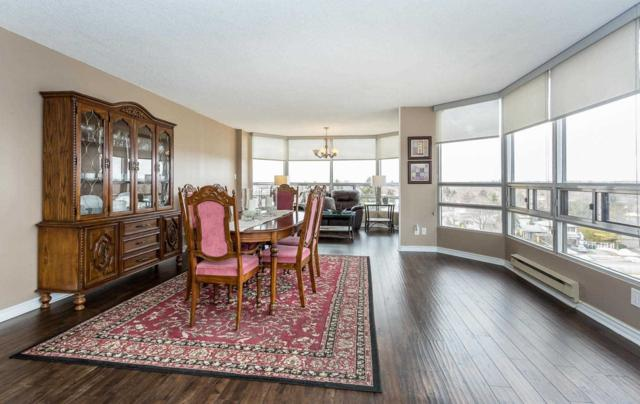 320 S Mill St #609, Brampton, ON L6Y 3V2 (#W4385419) :: Jacky Man   Remax Ultimate Realty Inc.