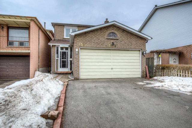 754 Galloway Cres, Mississauga, ON L5C 3Y2 (#W4385630) :: Jacky Man | Remax Ultimate Realty Inc.