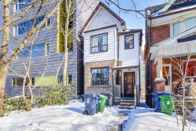23 Ritchie Ave, Toronto, ON M6R 2J6 (#W4389737) :: Jacky Man | Remax Ultimate Realty Inc.