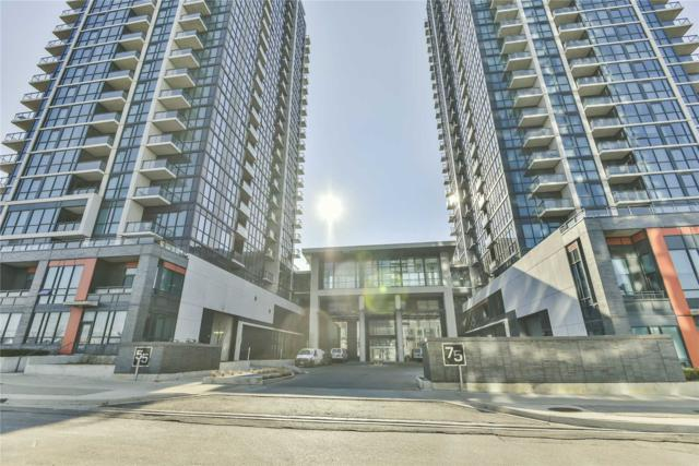 75 W Eglinton Ave #1708, Mississauga, ON L5R 0E5 (#W4390611) :: Jacky Man | Remax Ultimate Realty Inc.