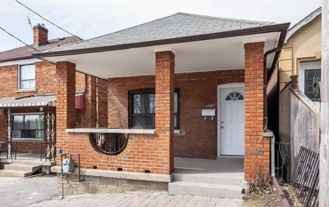 2290 Dufferin St, Toronto, ON M6E 3S3 (#W4407543) :: Jacky Man | Remax Ultimate Realty Inc.