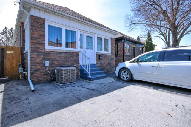 1 W Bartonville Ave, Toronto, ON M6M 2B2 (#W4414909) :: Jacky Man | Remax Ultimate Realty Inc.