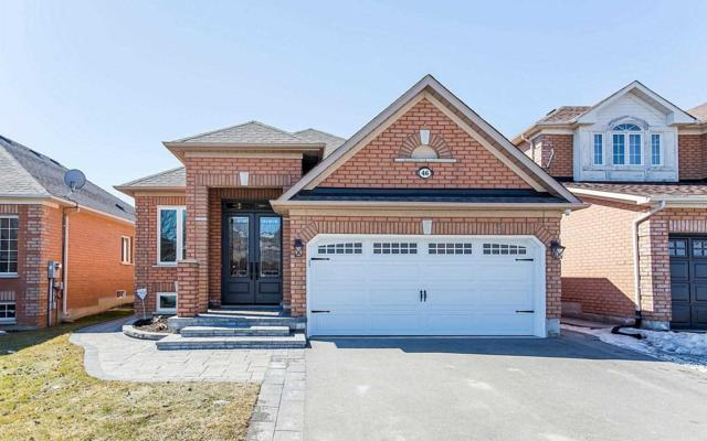 46 Orchid Dr, Brampton, ON L7A 2C3 (#W4419614) :: Jacky Man | Remax Ultimate Realty Inc.