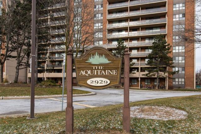 2929 Aquitaine Ave #812, Mississauga, ON L5N 2C7 (#W4421156) :: Jacky Man | Remax Ultimate Realty Inc.