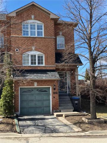 57 Brickyard Way #102, Brampton, ON L6V 4L6 (#W4422288) :: Jacky Man | Remax Ultimate Realty Inc.