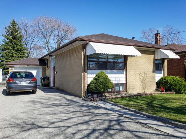 17 Sigmont Rd, Toronto, ON M9C 4K6 (#W4423202) :: Jacky Man | Remax Ultimate Realty Inc.