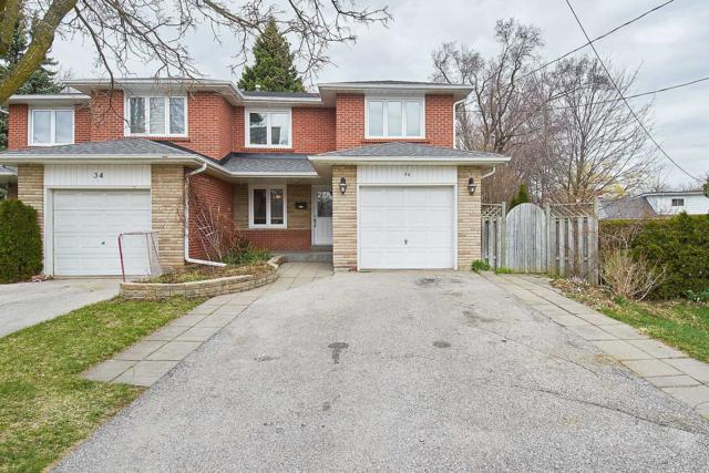 36 Pebble Valley Lane, Toronto, ON M9C 4X3 (#W4423290) :: Jacky Man | Remax Ultimate Realty Inc.