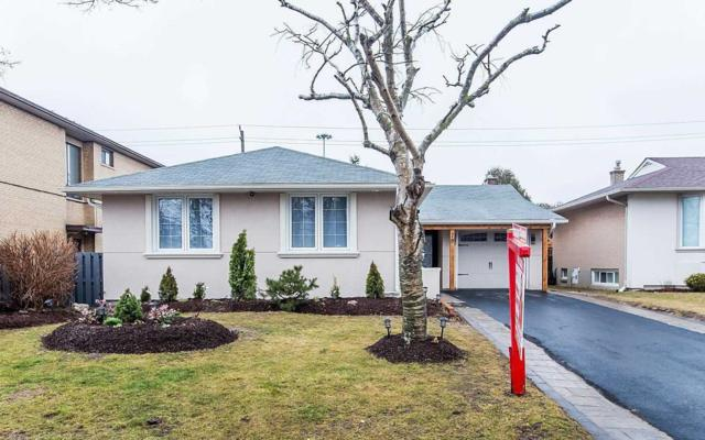 78 Rabbit Lane, Toronto, ON M9B 5S9 (#W4423726) :: Jacky Man | Remax Ultimate Realty Inc.
