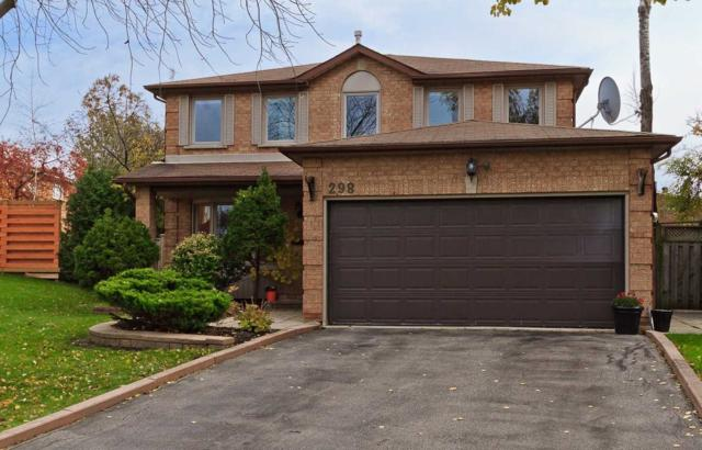 298 Fredericksburg Crt, Mississauga, ON L4Z 2T2 (#W4423768) :: Jacky Man | Remax Ultimate Realty Inc.