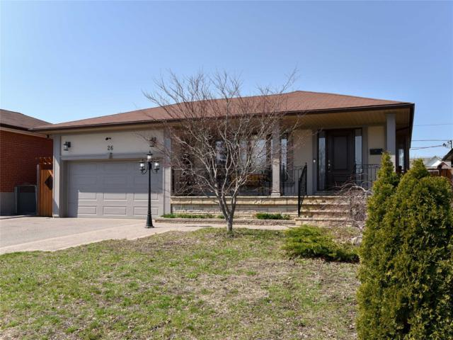26 Gatewood Cres, Toronto, ON M9A 4L9 (#W4424081) :: Jacky Man | Remax Ultimate Realty Inc.