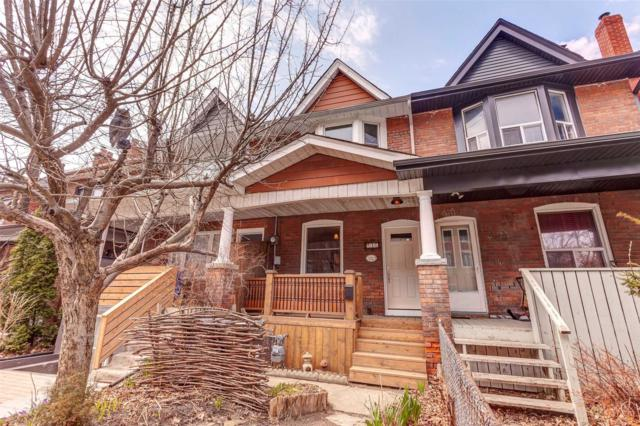 246 Sorauren Ave, Toronto, ON M6R 2G2 (#W4424196) :: Jacky Man | Remax Ultimate Realty Inc.