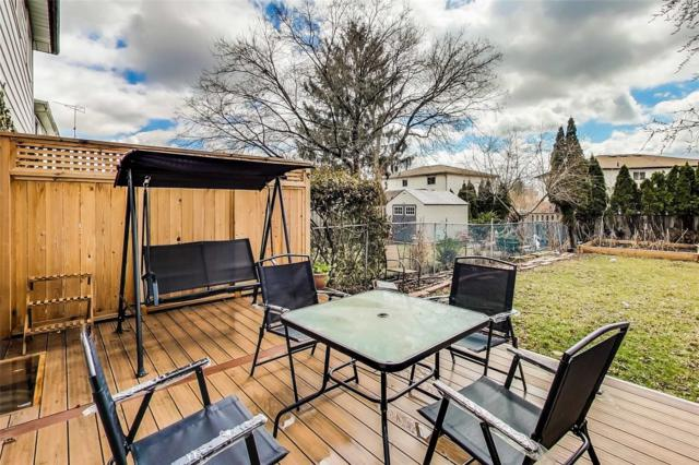 346 Montego Rd, Mississauga, ON L5B 1C7 (#W4426301) :: Jacky Man | Remax Ultimate Realty Inc.