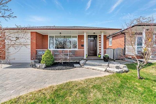 208 Wellesworth Dr, Toronto, ON M9C 4S1 (#W4426842) :: Jacky Man | Remax Ultimate Realty Inc.
