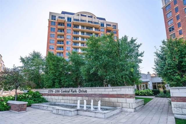 2391 Central Park Dr #1204, Oakville, ON L6H 0E3 (#W4581227) :: Jacky Man   Remax Ultimate Realty Inc.