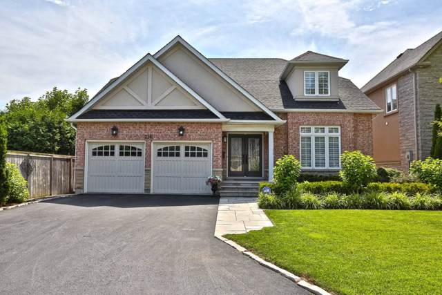 216 Carlini Crt, Oakville, ON L6K 3Y8 (#W4581888) :: Jacky Man | Remax Ultimate Realty Inc.