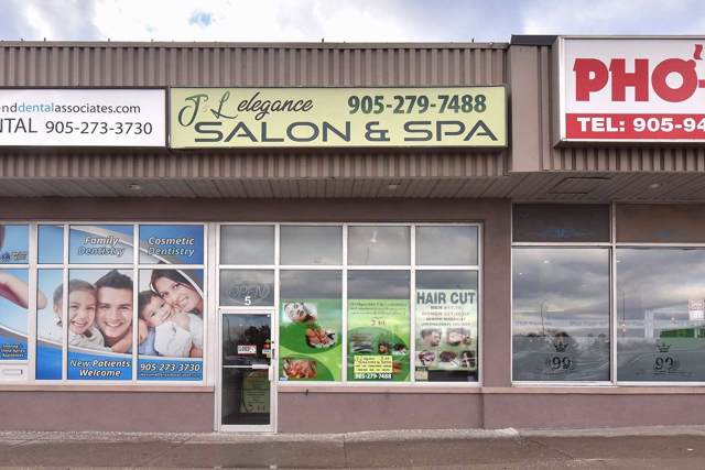 3100 Dixie Rd #5, Mississauga, ON L4Y 2A6 (#W4671036) :: The Ramos Team