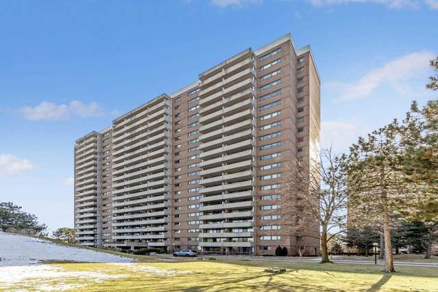 250 Scarlett Rd #1312, Toronto, ON M6N 4X5 (#W4704773) :: The Ramos Team