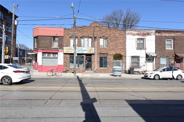 2148 W Dundas St, Toronto, ON M6R 1X2 (#W4729431) :: The Ramos Team