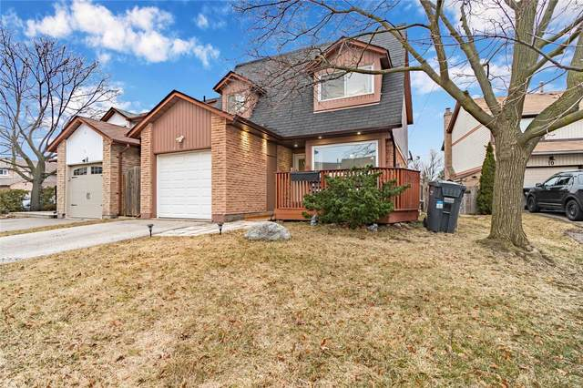 8 Borden Hill Crt, Brampton, ON L6S 3K7 (#W4734919) :: Sue Nori