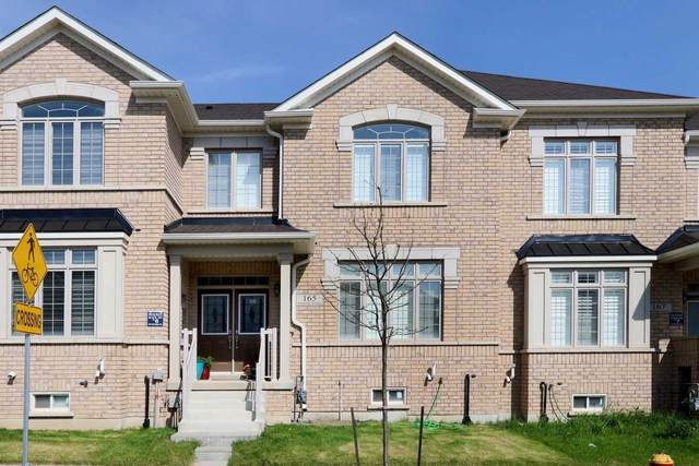 165 Etheridge Ave Th 6, Milton, ON L9E 1J2 (#W4772004) :: Haji Ameen