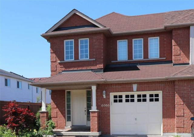 6066 Coxswain Cres, Mississauga, ON L5V 2Z9 (MLS #W4783517) :: Forest Hill Real Estate Inc Brokerage Barrie Innisfil Orillia