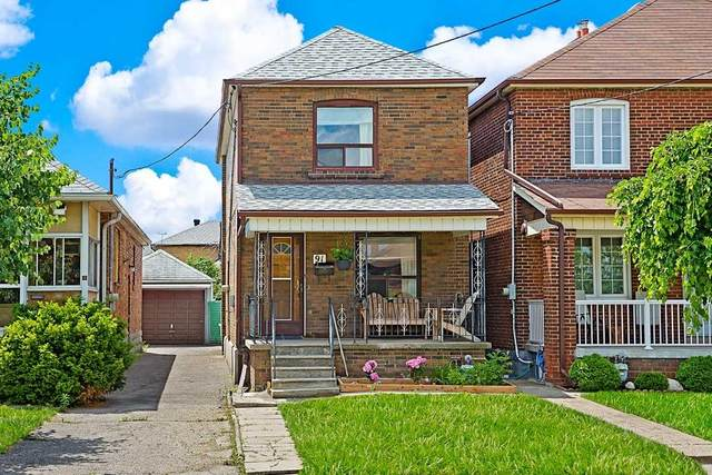 91 Bowie Ave, Toronto, ON M6E 2P6 (#W4815859) :: The Ramos Team