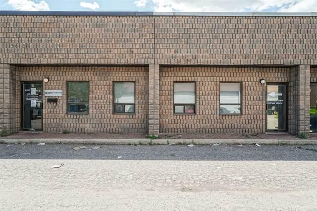 227 Advance Blvd 10 &11, Brampton, ON L6T 4J2 (MLS #W4850503) :: Forest Hill Real Estate Inc Brokerage Barrie Innisfil Orillia