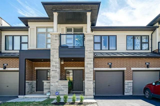 386 Wheat Boom Dr, Oakville, ON L6H 7C2 (#W4858739) :: The Ramos Team