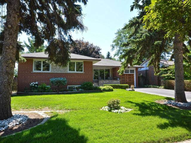 316 Pathfinder Dr, Mississauga, ON L5A 1C9 (#W4860339) :: The Ramos Team