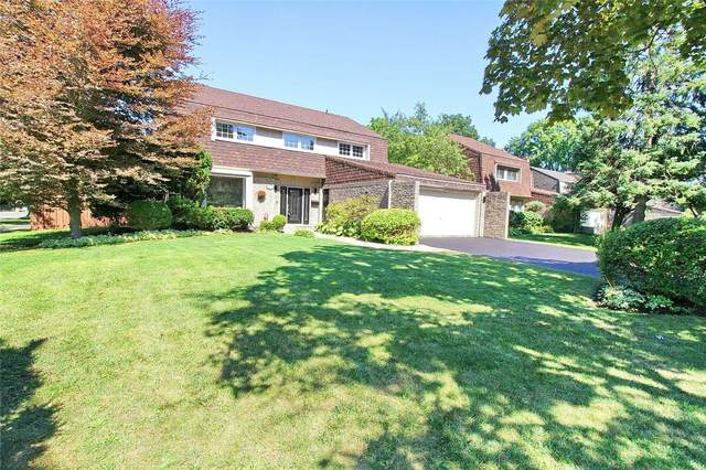 1618 Howat Cres, Mississauga, ON L5J 4G5 (#W4860453) :: The Ramos Team
