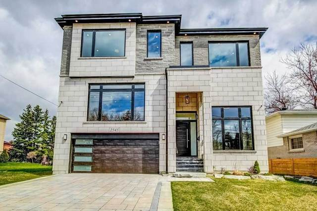 2545 Glengarry Rd, Mississauga, ON L5C 1Y1 (#W4860469) :: The Ramos Team