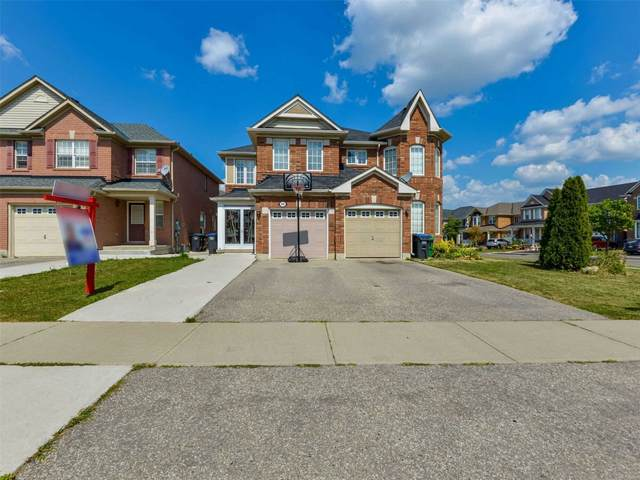 86 Jingle Cres, Brampton, ON L6S 0A8 (#W4884317) :: The Ramos Team