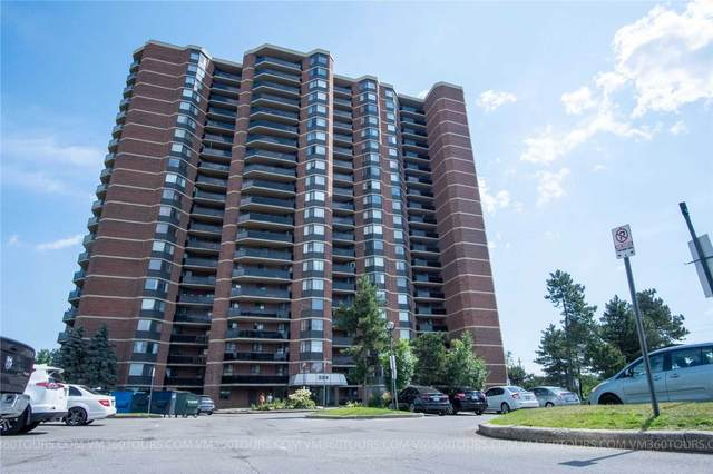 234 Albion Rd #1901, Toronto, ON M9W 6A5 (#W4884539) :: The Ramos Team