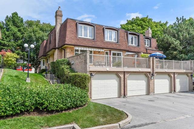 1510 Upper Middle Rd #2, Burlington, ON L7P 4M5 (#W4889211) :: The Ramos Team