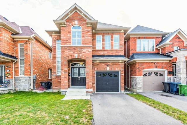 17 Isaac Devins Blvd, Toronto, ON M9M 0C7 (#W4890494) :: The Ramos Team