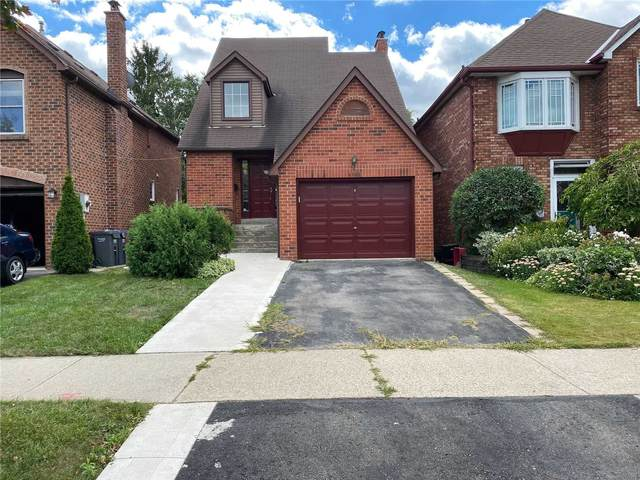 4144 Lastrada Hts, Mississauga, ON L5C 3W3 (#W4891347) :: The Ramos Team