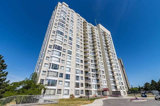 3077 Weston Rd #209, Toronto, ON M9M 3A1 (#W4894248) :: The Ramos Team