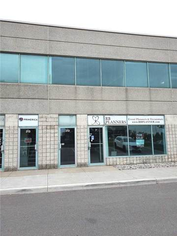7895 Tranmere Dr #7, Mississauga, ON L5S 1V9 (#W4902678) :: The Ramos Team
