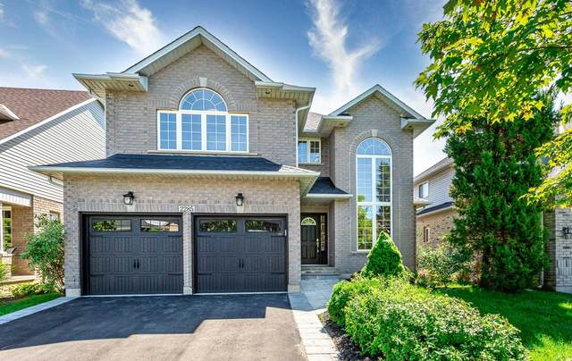 2285 Ridgeview Crt, Burlington, ON L7M 4N5 (#W4904086) :: The Ramos Team