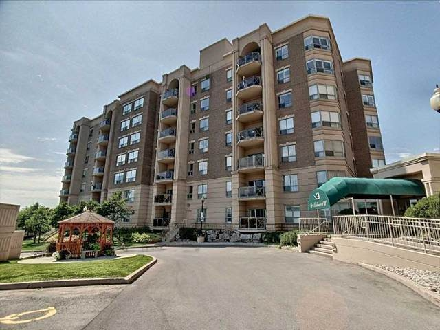 2085 Amherst Heights Dr #116, Burlington, ON L7P 5C2 (#W4907058) :: The Ramos Team