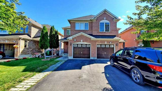74 Herdwick St, Brampton, ON L6S 6M1 (#W4909326) :: The Ramos Team