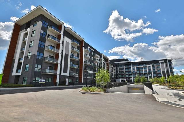 128 Grovewood Common #228, Oakville, ON L6H 0X3 (#W4909893) :: The Ramos Team