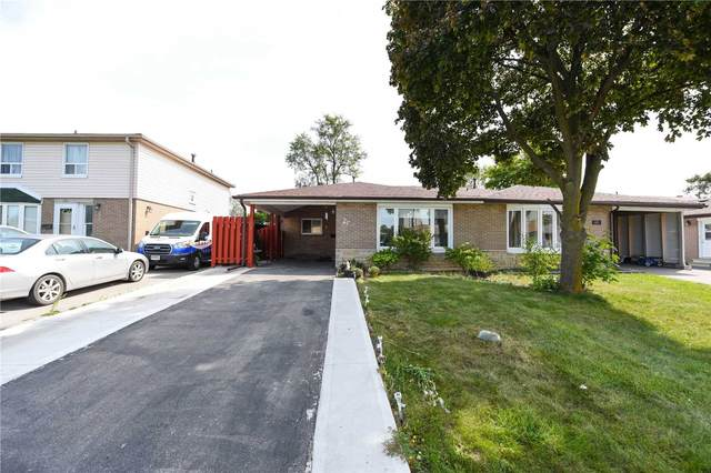 27 Cathcart Cres, Brampton, ON L6T 2A4 (#W4911275) :: The Ramos Team