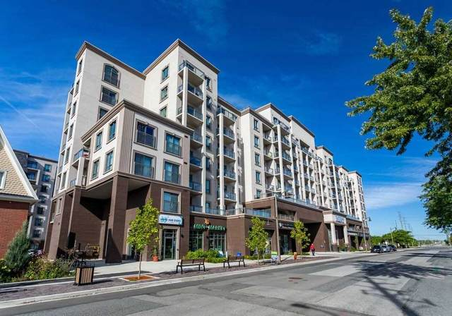 2486 Old Bronte Rd #329, Oakville, ON L6M 4J2 (#W4911787) :: The Ramos Team