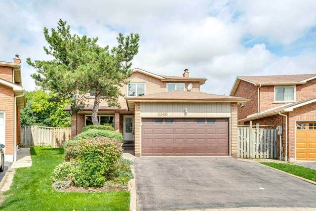 4340 Wakefield Cres, Mississauga, ON L5C 4N2 (#W4912126) :: The Ramos Team