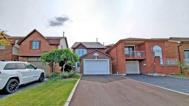 884 Thistle Down Circ, Mississauga, ON L5C 3K5 (#W4912569) :: The Ramos Team
